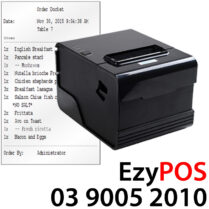 80mm Thermal Printer USB Network