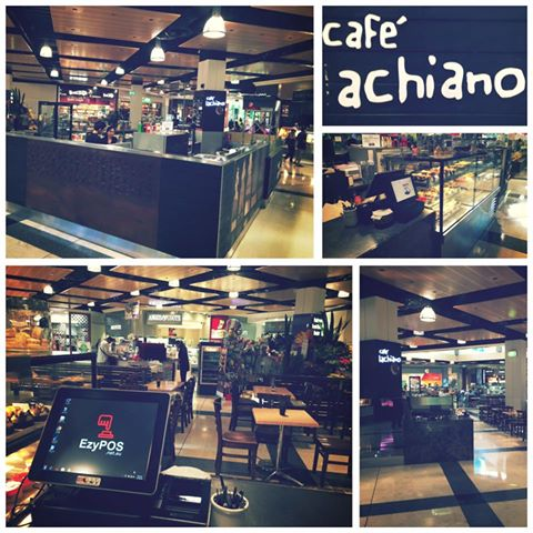Cafe POS System - Cafe POS Software - Coffee Shop POS - Takeway POS System - Cafe Achiano