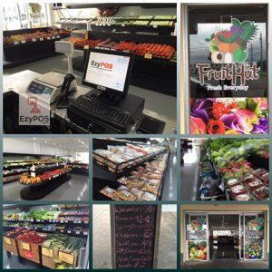 fruit hut Retail POS Solution