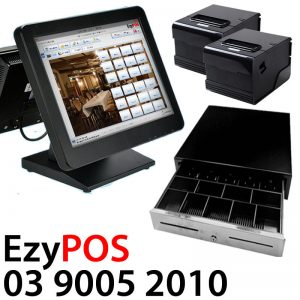 Restaurant POS System - POS System for a Restaurant - Takeaway POS