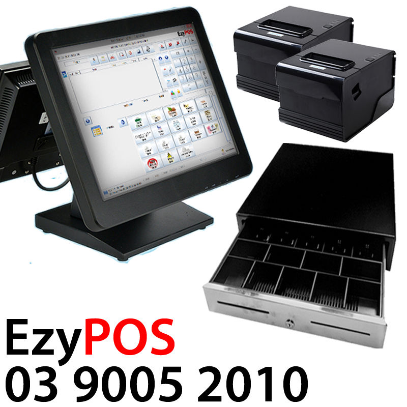 Restaurant POS Systems - Terminals Printers Cash Drawers