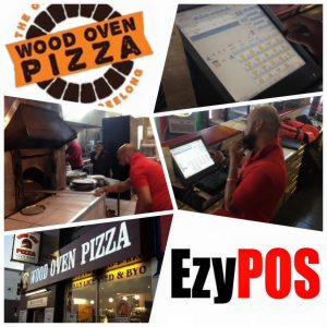 Takeaway POS System - Delivery POS System - Pizza POS System - The Original Wood Oven Pizza