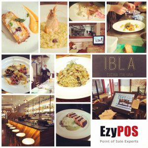 IBLA Cucina Italiana Hospitality POS Solution