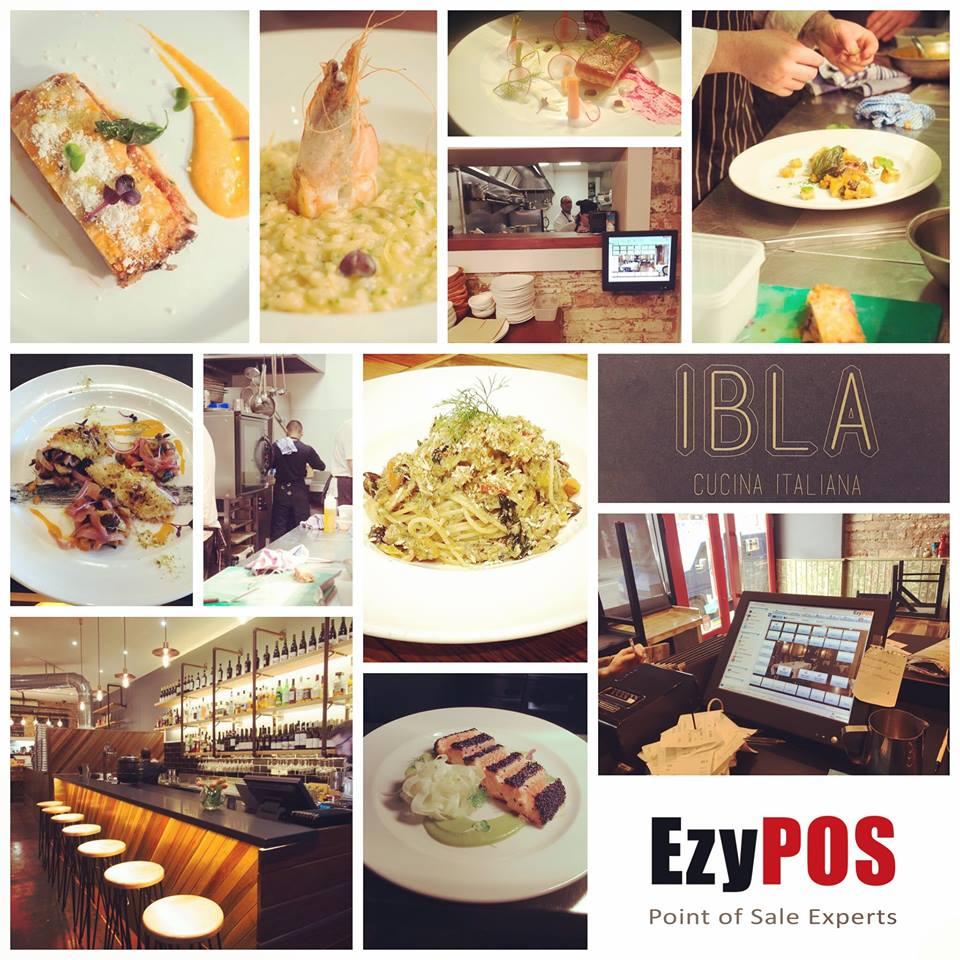 Hospitality pos solution ibla cucina italiana fitzroy for Cucina italiana